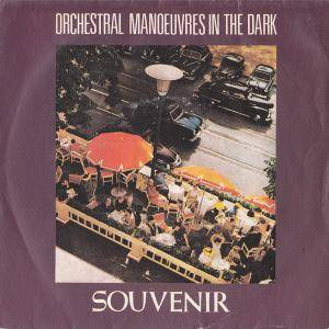 Orchestral Manoeuvres In The Dark: Souvenir - Cover