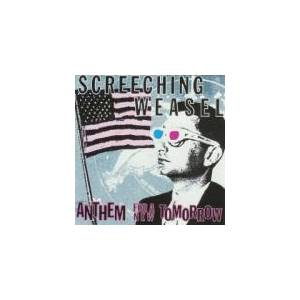 Cover - Screeching Weasel: Anthem For A New Tomorrow