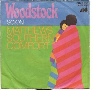 Matthews Southern Comfort: Woodstock - Cover