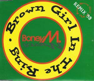 Boney M.: Brown Girl In The Ring - Remix '93 - Cover