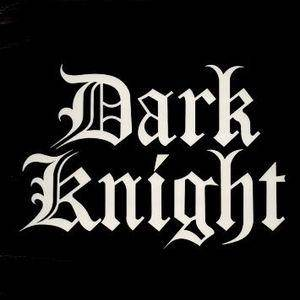 Dark Knight: Dark Knight - Cover