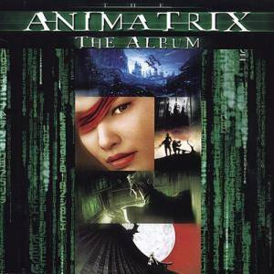 Animatrix - The Album, The - Cover