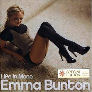 Cover - Emma Bunton: Life In Mono