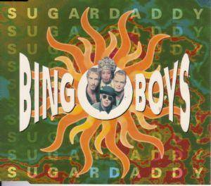 Cover - Bingoboys: Sugardaddy
