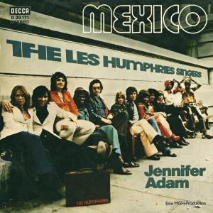 Les Humphries Singers, The: Mexico - Cover
