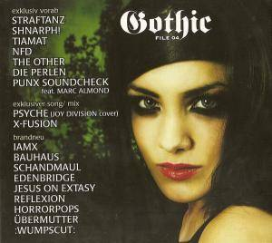 Gothic File 04 - Cover
