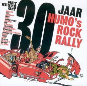 Cover - Gorki: 30 Jaar Humo's Rock Rally