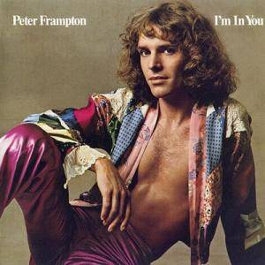 Cover - Peter Frampton: I'm In You