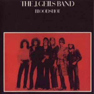 The J. Geils Band: Bloodshot - Cover