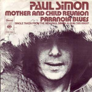 Paul Simon: Mother And Child Reunion - Cover