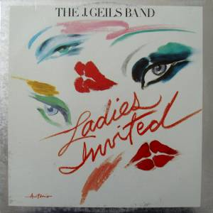 Cover - J. Geils Band, The: Ladies Invited