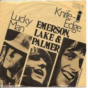 Emerson, Lake & Palmer: Lucky Man - Cover