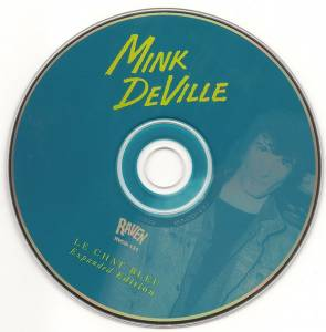 Mink DeVille: Le Chat Bleu (CD) - Bild 3
