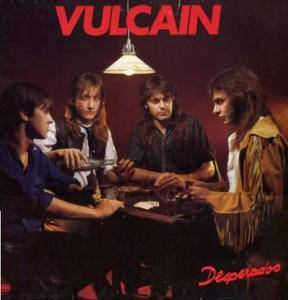 Cover - Vulcain: Desperados