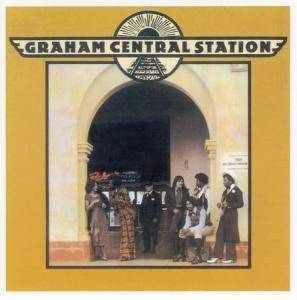 Graham Central Station: Graham Central Station - Cover