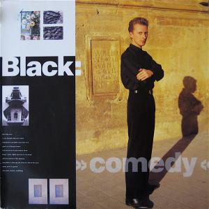 Black: Comedy - Cover