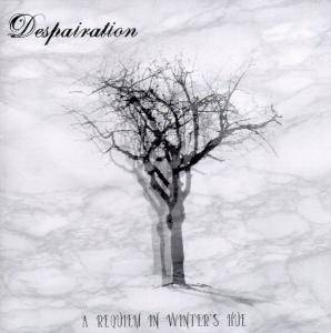 Cover - Despairation: Requiem In Winter's Hue, A