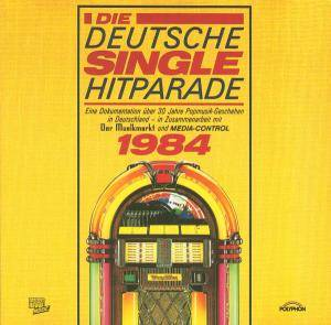 Cover - Stefan Waggershausen & Alice: Deutsche Single Hitparade 1984, Die
