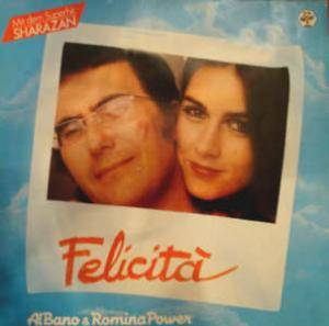 Cover - Al Bano & Romina Power: Felicità