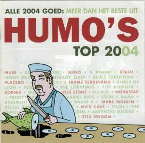 Humo's Top 2004: Alle 2004 Goed - Cover