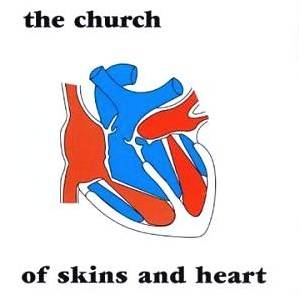 The Church: Of Skins And Heart - Cover