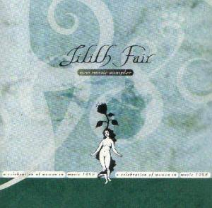 Cover - Sister 7: Lilith Fair - new music sampler (a celebration of women in music 1998) [TOWER records]