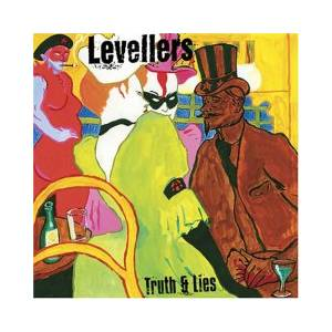 Levellers: Truth & Lies - Cover