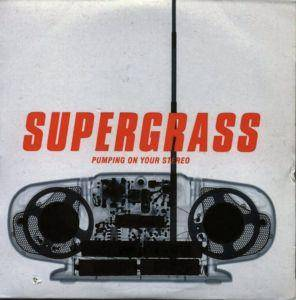 Supergrass: Pumping On Your Stereo - Cover