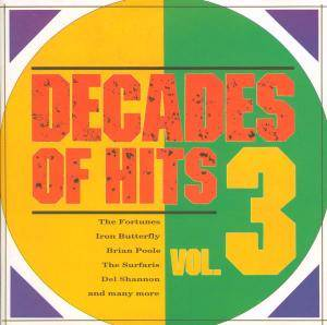 Cover - Brian Poole: Decades Of Hits Vol. 3