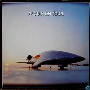 Cover - Alquin: Alquin On Tour