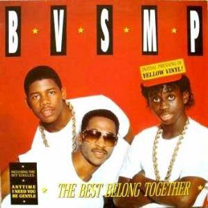Cover - B.V.S.M.P.: Best Belong Together, The