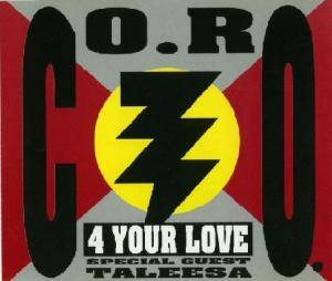 Cover - Co.Ro.: 4 Your Love