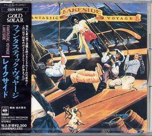 Cover - Lakeside: Fantastic Voyage