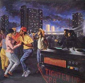 Big Audio Dynamite: Tighten Up Vol. 88 - Cover