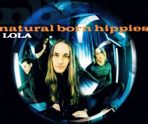 Cover - Natural Born Hippies: Lola