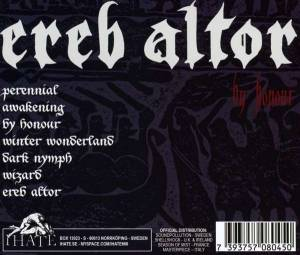 Ereb Altor: By Honour (CD) - Bild 2