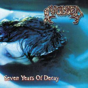 Cover - Avulsed: Seven Years Of Decay
