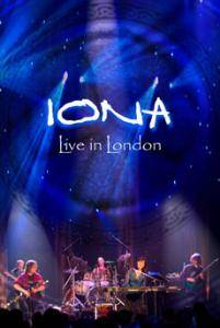 Iona: Live In London - Cover