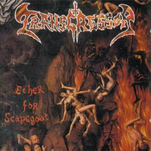 Transgressor: Ether For Scapegoat - Cover