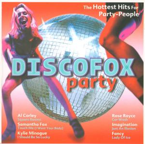Cover - Various Artists/Sampler: Discofox-Party
