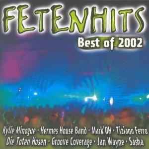 Cover - Milton: Fetenhits - Best Of 2002
