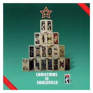 Cover - Temprees: Christmas In Soulsville