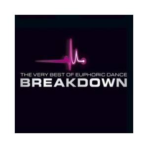 Cover - DJ Tiësto: Breakdown - The Very Best Of Euphoric Dance