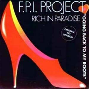 F.P.I. Project: Rich In Paradise - Cover