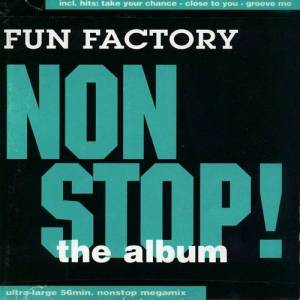 Cover - Fun Factory: Nonstop! The Album