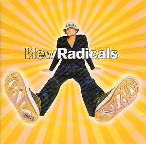 Cover - New Radicals: Maybe You've Been Brainwashed Too.