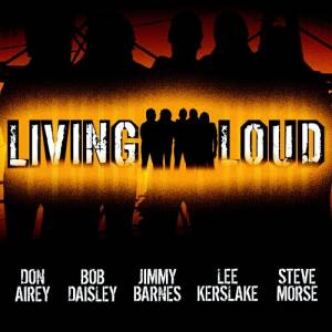 Living Loud: Living Loud - Cover