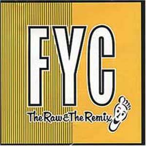 Fine Young Cannibals: Raw & The Remix, The - Cover