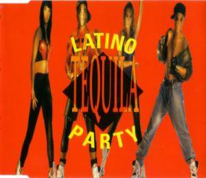 Latino Party: Tequila - Cover