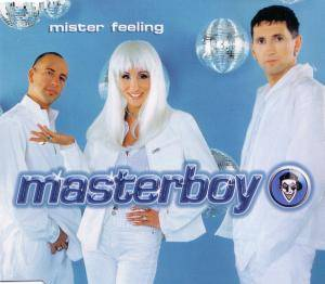 Masterboy: Mister Feeling - Cover
